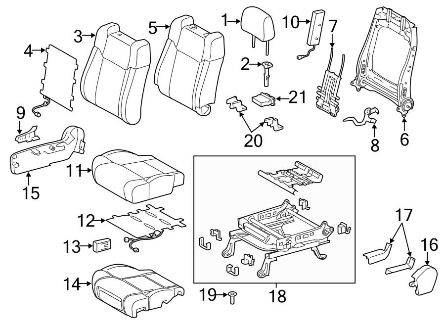875010c020 toyota seat heater control module. Black Bedroom Furniture Sets. Home Design Ideas